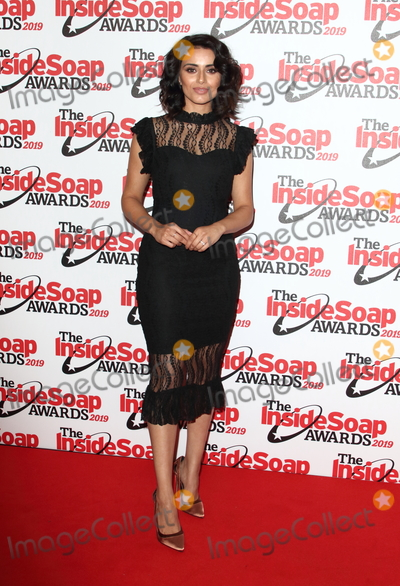 Sway Photo - London UK Bhavna Limbachia at The Inside Soap Awards 2019 Sway Nightclub London on October 7th 2019Ref LMK73-J5563-081019Keith MayhewLandmark MediaWWWLMKMEDIACOM