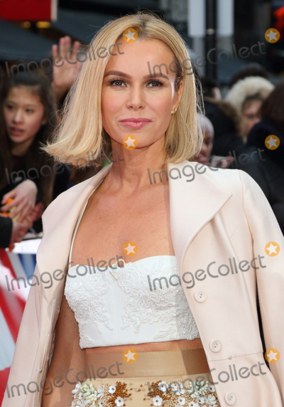 Amanda Holden Photo - London UK  Amanda Holden  at Britains Got Talent photocall held at The London Palladium Argyll Street London on Sunday 29 January 2017Ref LMK73-62720-290117Keith MayhewLandmark Media  WWWLMKMEDIACOM