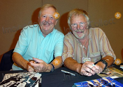 Brooke Taylor Photo - London  Tim Brooke Taylor and Bill Oddie (from The Goodies) at the London Film and Comic Convention held at Earls Court20 July 2008Andy LomaxLandmark Media