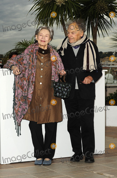 Jean-Louis Trintignant Photo - CannesFrance    Emmanuelle Riva and Jean-Louis Trintignant    at the photocall for Amour 65th Cannes Film Festival 20th May 2012  SYDLandmark Media