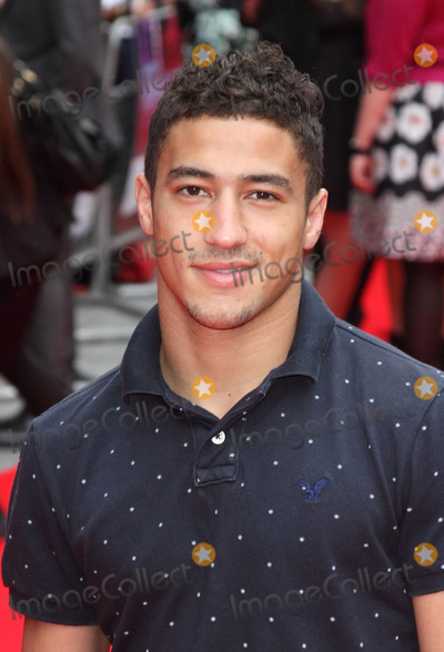 Ashley McKenzie Photo - London UK Ashley McKenzie at the World Premiere of Hummingbird at the Odeon West End Leicester Square London June 17th 2013Ref LMK73-44474-180613Keith MayhewLandmark Media WWWLMKMEDIACOM