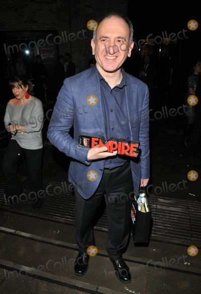 Armando Iannucci Photo - London UK Armando Iannucci  at the Rakuten TV Empire Awards 2018 The Roundhouse Chalk Farm Road London England UK on Sunday 18 March 2018Ref LMK315-J1759-200318Can NguyenLandmark MediaWWWLMKMEDIACOM