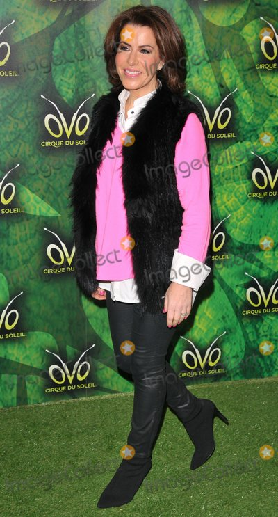 Cirque du Soleil Photo - London UK  100118Natasha Kaplinsky at the OVO by Cirque du Soleil press night Royal Albert Hall Kensington Gore10 January 2018Ref LMK315-MB1099-120118Can NguyenLandmark MediaWWWLMKMEDIACOM