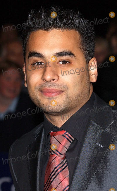 Ameet Chana Photo - London Ameet Chana (Eastenders) at the National TV Awards 2004 held at the Royal Albert Hall26 October 2004