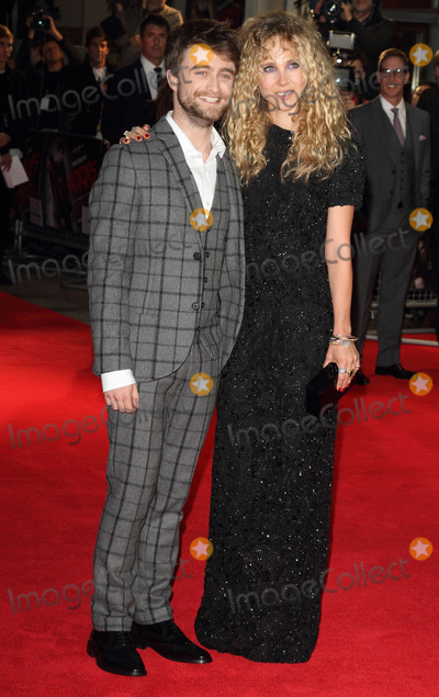 Juno Temple Photo - London UK Daniel Radcliffe and Juno Temple at UK Premiere of Horns at Odeon West End Leicester Square London on October 20th 2014Ref LMK73-49866-211014Keith MayhewLandmark Media WWWLMKMEDIACOM