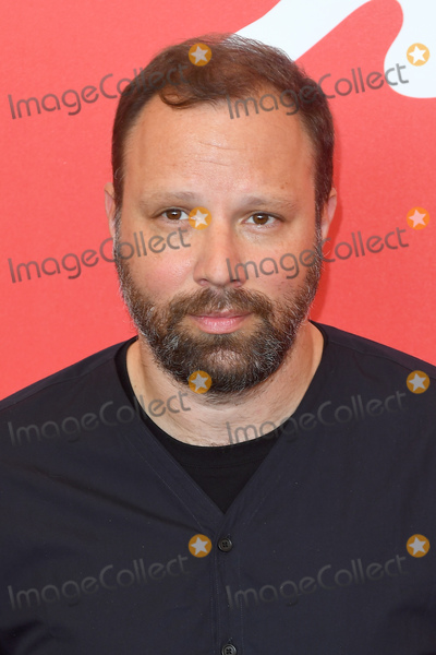Yorgos Lanthimos Photo - Venice Italy  Yorgos Lanthimos (director)    at  the 75th Venice Film Festival photocall for The Favourite at Sala Casino in Venice30th August 2018 RefLMK200-S1667-300818Landmark MediaWWWLMKMEDIACOM