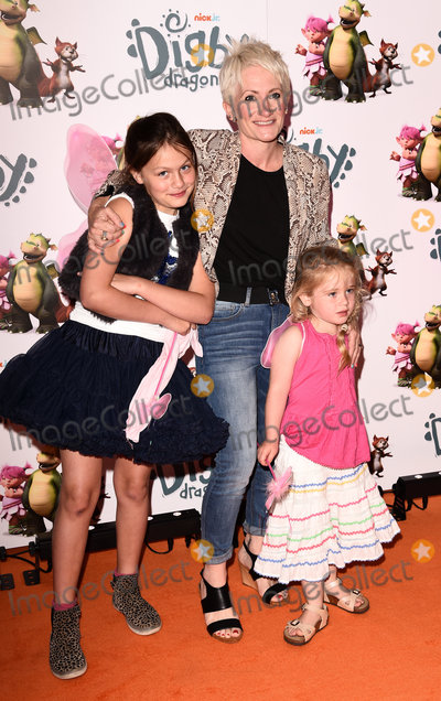 Lucy Speed Photo - LondonUK   Lucy Speed guest and Kitty Bina Grace Hayler   at Digby Dragon World Premiere held at The Conservatory Barbican Centre London 2nd July 2016  RefLMK392-60800-030716  Vivienne VincentLandmark Media WWWLMKMEDIACOM