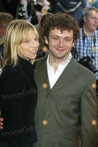 Anastasia Griffiths Photo - London Michael Sheen and Anastasia Griffiths arrive at the King Arthur European premiere at the UCI Empire Leicester Square15 July 2004JENNY ROBERTSLANDMARK MEDIA