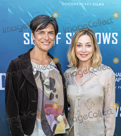 Sharon Lawrence Photo - LOS ANGELES CA - JULY 10  (L to R) Environmentalist Dr Shelley Luce and Actress Singer Dancer Sharon Lawrence attends the National Geographic Sea of Shadows Movie Premiere on July 10 2019 in Los Angeles California  (Photo by Corine SolbergImageCollectcom)