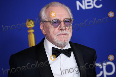 Brian Cox Photo - BEVERLY HILLS LOS ANGELES CALIFORNIA USA - JANUARY 05 Brian Cox poses in the press room at the 77th Annual Golden Globe Awards held at The Beverly Hilton Hotel on January 5 2020 in Beverly Hills Los Angeles California United States (Photo by Xavier CollinImage Press Agency)