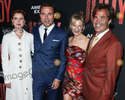 Rufus Sewell Photo - BEVERLY HILLS LOS ANGELES CALIFORNIA USA - SEPTEMBER 19 Jessie Buckley Rufus Sewell Renee Zellweger and Rupert Goold arrive at the Los Angeles Premiere Of Roadside Attractions Judy held at the Samuel Goldwyn Theater at the Academy of Motion Picture Arts and Sciences on September 19 2019 in Beverly Hills Los Angeles California United States (Photo by Xavier CollinImage Press Agency)