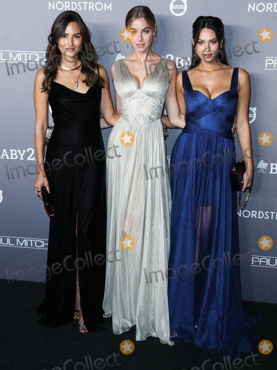 Ann Marie Photo - CULVER CITY LOS ANGELES CALIFORNIA USA - NOVEMBER 09 Christen Harper Elizabeth Turner and Anne Marie Kortright arrive at the 2019 Baby2Baby Gala held at 3Labs on November 9 2019 in Culver City Los Angeles California United States (Photo by Xavier CollinImage Press Agency)