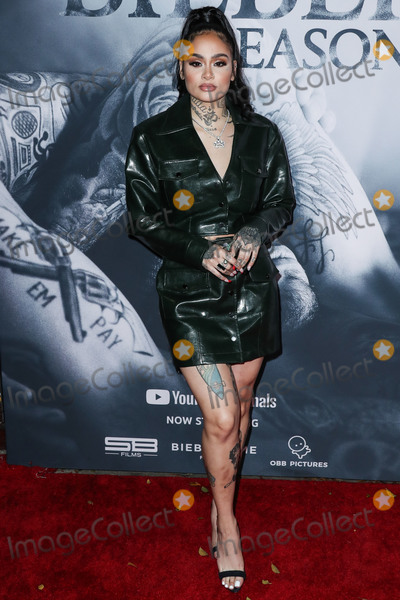 Justin Bieber Photo - WESTWOOD LOS ANGELES CALIFORNIA USA - JANUARY 27 Singer Kehlani arrives at the Los Angeles Premiere Of YouTube Originals Justin Bieber Seasons held at the Regency Bruin Theatre on January 27 2020 in Westwood Los Angeles California United States (Photo by Xavier CollinImage Press Agency)