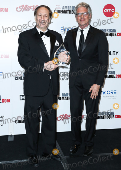 Adam Aron Photo - BEVERLY HILLS LOS ANGELES CALIFORNIA USA - NOVEMBER 08 Adam Aron and Walter Parkes attend the 33rd American Cinematheque Award Presentation Honoring Charlize Theron held at The Beverly Hilton Hotel on November 8 2019 in Beverly Hills Los Angeles California United States (Photo by Xavier CollinImage Press Agency)