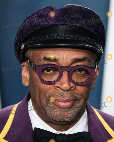Spike Lee Photo - BEVERLY HILLS LOS ANGELES CALIFORNIA USA - FEBRUARY 09 Spike Lee arrives at the 2020 Vanity Fair Oscar Party held at the Wallis Annenberg Center for the Performing Arts on February 9 2020 in Beverly Hills Los Angeles California United States (Photo by Xavier CollinImage Press Agency)