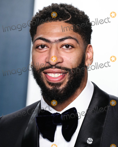 Anthony Davis Photo - BEVERLY HILLS LOS ANGELES CALIFORNIA USA - FEBRUARY 09 Anthony Davis arrives at the 2020 Vanity Fair Oscar Party held at the Wallis Annenberg Center for the Performing Arts on February 9 2020 in Beverly Hills Los Angeles California United States (Photo by Xavier CollinImage Press Agency)