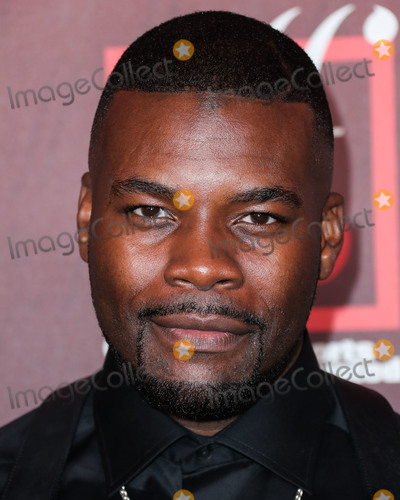 Amine Photo - HOLLYWOOD LOS ANGELES CALIFORNIA USA - JULY 18 Amin Joseph arrives at the Sports Illustrated Fashionable 50 held at Sunset Room Hollywood on July 18 2019 in Hollywood Los Angeles California United States (Photo by Xavier CollinImage Press Agency)