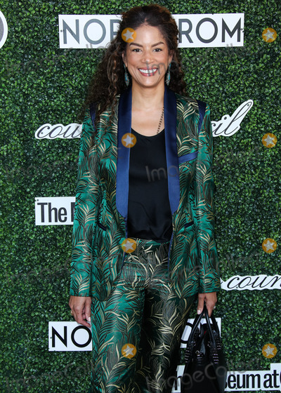 Veronica Webb Photo - MANHATTAN NEW YORK CITY NEW YORK USA - SEPTEMBER 04 Model Veronica Webb arrives at the 2019 Couture Council Luncheon Honoring Christian Louboutin held at the David H Koch Theater at the Lincoln Center on September 4 2019 in Manhattan New York City New York United States (Photo by Xavier CollinImage Press Agency)