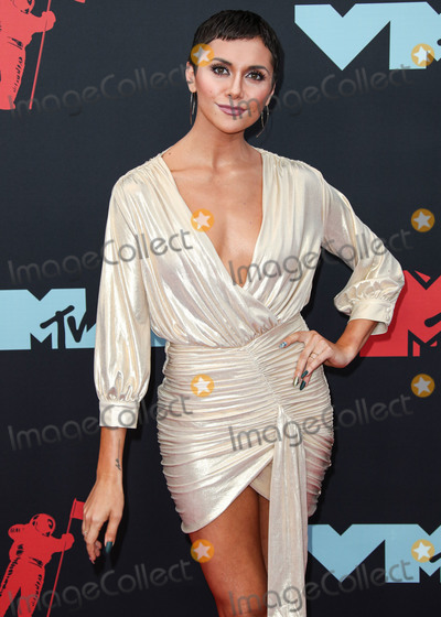 Alyson Stoner Photo - NEWARK NEW JERSEY USA - AUGUST 26 Alyson Stoner arrives at the 2019 MTV Video Music Awards held at the Prudential Center on August 26 2019 in Newark New Jersey United States (Photo by Xavier CollinImage Press Agency)