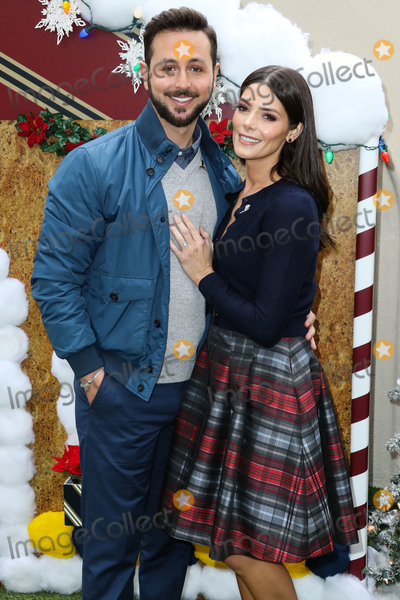 Ashley Greene Photo - BEVERLY HILLS LOS ANGELES CA USA - DECEMBER 09 Australian TV personality Paul Khoury and wifeactress Ashley Greene arrive at the Brooks Brothers Annual Holiday Celebration In Los Angeles To Benefit St Jude 2018 held at the Beverly Wilshire Four Seasons Hotel on December 9 2018 in Beverly Hills Los Angeles California United States (Photo by Xavier CollinImage Press Agency)