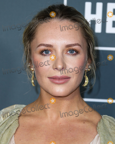 Annie Starke Photo - SANTA MONICA LOS ANGELES CA USA - JANUARY 13 Annie Starke arrives at the 24th Annual Critics Choice Awards held at the Barker Hangar on January 13 2019 in Santa Monica Los Angeles California United States (Photo by Xavier CollinImage Press Agency)