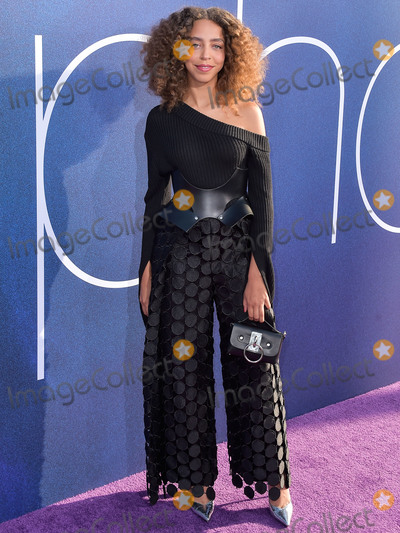 Hayley Law Photo - HOLLYWOOD LOS ANGELES CALIFORNIA USA - JUNE 04 Actress Hayley Law arrives at the Los Angeles Premiere Of HBOs Euphoria held at the ArcLight Cinerama Dome on June 4 2019 in Hollywood Los Angeles California United States (Photo by Image Press Agency)