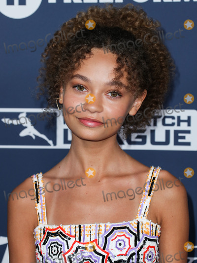 Nico Parker Photo - HOLLYWOOD LOS ANGELES CALIFORNIA USA - AUGUST 06 Actress Nico Parker wearing Chanel arrives at Varietys Power Of Young Hollywood 2019 held at the h Club Los Angeles on August 6 2019 in Hollywood Los Angeles California United States (Photo by Xavier CollinImage Press Agency)