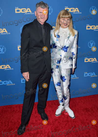 Catherine Hardwicke Photo - LOS ANGELES CALIFORNIA USA - JANUARY 25 Jamie Marshall and Catherine Hardwicke arrive at the 72nd Annual Directors Guild Of America Awards held at The Ritz-Carlton Hotel at LA Live on January 25 2020 in Los Angeles California United States (Photo by Image Press Agency)