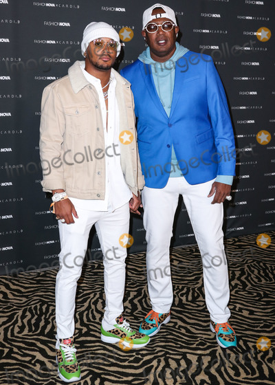Romeo Miller Photo - HOLLYWOOD LOS ANGELES CA USA - MAY 08 Romeo Miller and father Master P arrive at the Fashion Nova x Cardi B Collection Launch Party held at the Hollywood Palladium on May 8 2019 in Hollywood Los Angeles California United States (Photo by Xavier CollinImage Press Agency)