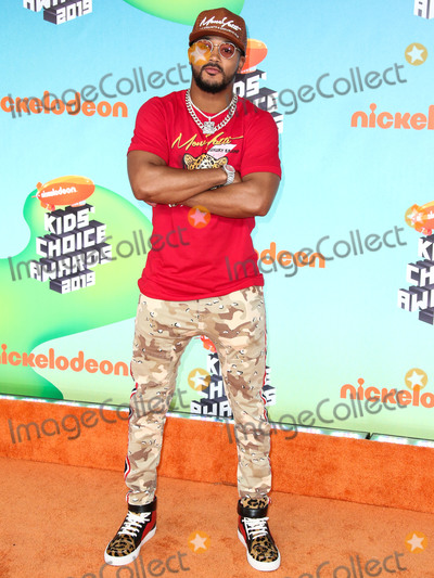Romeo Miller Photo - LOS ANGELES CA USA - MARCH 23 Romeo (Percy Romeo Miller) arrives at Nickelodeons 2019 Kids Choice Awards held at the USC Galen Center on March 23 2019 in Los Angeles California United States (Photo by Xavier CollinImage Press Agency)