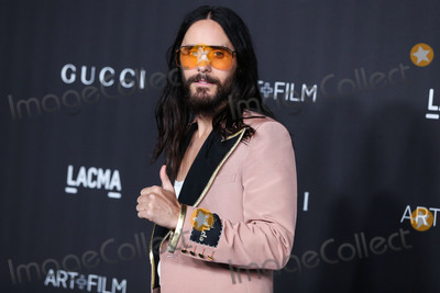 Jared Leto Photo - LOS ANGELES CALIFORNIA USA - NOVEMBER 02 Actorsinger Jared Leto arrives at the 2019 LACMA Art  Film Gala held at the Los Angeles County Museum of Art on November 2 2019 in Los Angeles California United States (Photo by Xavier CollinImage Press Agency)