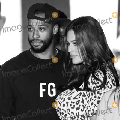 Ashley Graham Photo - MANHATTAN NEW YORK CITY NEW YORK USA - SEPTEMBER 10 Justin Ervin and Ashley Graham attend S by Serena Williams during New York Fashion Week The Shows held at Metropolitan West on September 10 2019 in Manhattan New York City New York United States (Photo by Xavier CollinImage Press Agency)