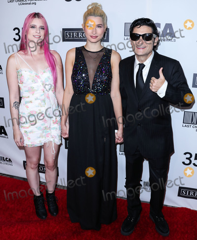 Corey Feldman Photo - BEVERLY HILLS LOS ANGELES CALIFORNIA USA - OCTOBER 19 Courtney Anne Mitchell and Corey Feldman arrive at the Last Chance For Animals 35th Anniversary Gala held at The Beverly Hilton Hotel on October 19 2019 in Beverly Hills Los Angeles California United States (Photo by Xavier CollinImage Press Agency)