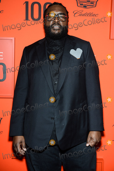 Questlove Photo - MANHATTAN NEW YORK CITY NEW YORK USA - APRIL 23 Questlove arrives at the 2019 Time 100 Gala held at the Frederick P Rose Hall at Jazz At Lincoln Center on April 23 2019 in Manhattan New York City New York United States (Photo by Image Press Agency)