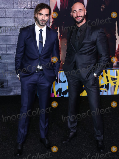 Bilal Photo - HOLLYWOOD LOS ANGELES CALIFORNIA USA - JANUARY 14 Adil El Arbi and Bilall Fallah arrive at the Los Angeles Premiere Of Columbia Pictures Bad Boys For Life held at the TCL Chinese Theatre IMAX on January 14 2020 in Hollywood Los Angeles California United States (Photo by Xavier CollinImage Press Agency)