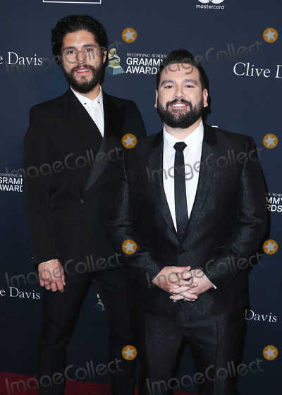 Clive Davis Photo - BEVERLY HILLS LOS ANGELES CALIFORNIA USA - JANUARY 25 Dan Smyers and Shay Mooney of Dan  Shay arrive at The Recording Academy And Clive Davis 2020 Pre-GRAMMY Gala held at The Beverly Hilton Hotel on January 25 2020 in Beverly Hills Los Angeles California United States (Photo by Xavier CollinImage Press Agency)