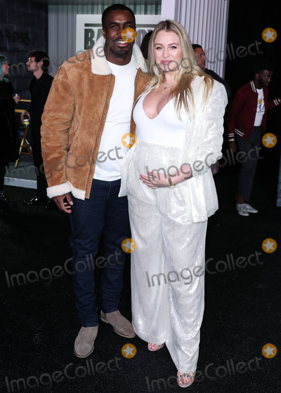 Iskra Lawrence Photo - HOLLYWOOD LOS ANGELES CALIFORNIA USA - JANUARY 14 Philip Payne and Iskra Lawrence arrive at the Los Angeles Premiere Of Columbia Pictures Bad Boys For Life held at the TCL Chinese Theatre IMAX on January 14 2020 in Hollywood Los Angeles California United States (Photo by Xavier CollinImage Press Agency)