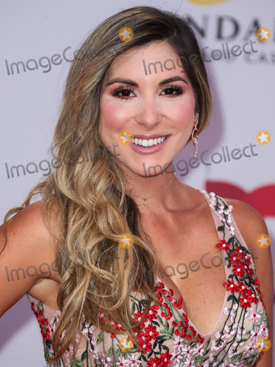 Alexandra Olavarria Photo - LAS VEGAS NEVADA USA - APRIL 25 Alexandra Olavarria arrives at the 2019 Billboard Latin Music Awards held at the Mandalay Bay Events Center on April 25 2019 in Las Vegas Nevada United States (Photo by Xavier CollinImage Press Agency)