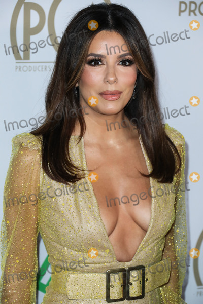 Eva Herzigov Photo - HOLLYWOOD LOS ANGELES CALIFORNIA USA - JANUARY 18 Actress Eva Longoria arrives at the 31st Annual Producers Guild Awards held at the Hollywood Palladium on January 18 2020 in Hollywood Los Angeles California United States (Photo by Xavier CollinImage Press Agency)
