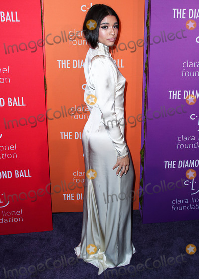 Yovanna Ventura Photo - MANHATTAN NEW YORK CITY NEW YORK USA - SEPTEMBER 12 Yovanna Ventura arrives at Rihannas 5th Annual Diamond Ball Benefitting The Clara Lionel Foundation held at Cipriani Wall Street on September 12 2019 in Manhattan New York City New York United States (Photo by Xavier CollinImage Press Agency)