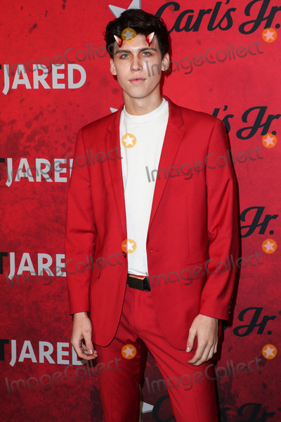 Aiden Alexander Photo - HOLLYWOOD LOS ANGELES CA USA - OCTOBER 27 Aiden Alexander at Just Jareds 7th Annual Halloween Party held at Goya Studios on October 27 2018 in Hollywood Los Angeles California United States (Photo by Xavier CollinImage Press Agency)