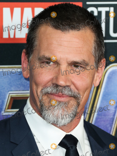 Josh Brolin Photo - LOS ANGELES CALIFORNIA USA - APRIL 22 Actor Josh Brolin arrives at the World Premiere Of Walt Disney Studios Motion Pictures and Marvel Studios Avengers Endgame held at the Los Angeles Convention Center on April 22 2019 in Los Angeles California United States (Photo by Xavier CollinImage Press Agency)