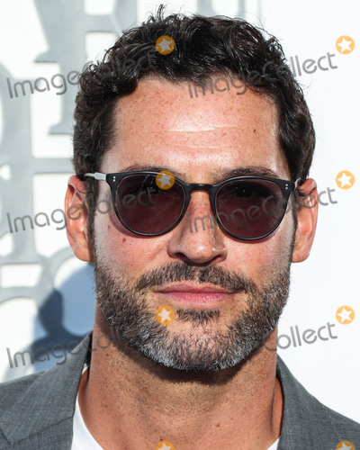 Covent Garden Photo - BEVERLY HILLS LOS ANGELES CALIFORNIA USA - JULY 10 Actor Tom Ellis arrives at the American Friends Of Covent Garden 50th Anniversary Celebration held at Jean-Georges Beverly Hills at Waldorf Astoria Beverly Hills on July 10 2019 in Beverly Hills Los Angeles California United States (Photo by Xavier CollinImage Press Agency)