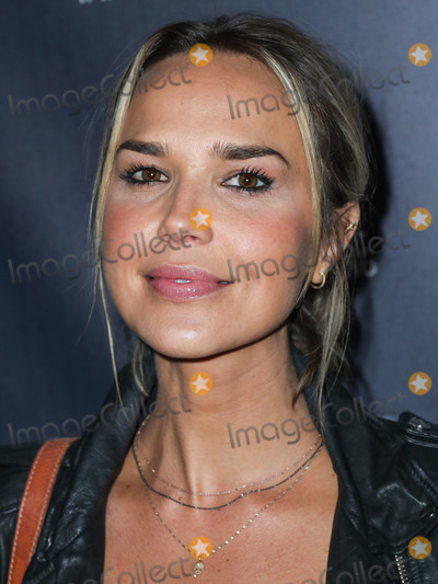 ARIELE KEBBEL Photo - WEST HOLLYWOOD LOS ANGELES CA USA - NOVEMBER 05 Arielle Kebbel at the PrettyLittleThing X Hailey Baldwin Launch Event held at Catch LA Restaurant on November 5 2018 in West Hollywood Los Angeles California United States (Photo by Xavier CollinImage Press Agency)
