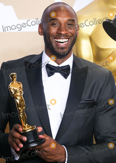 The Animals Photo - (FILE) Kobe Bryant Dies At 41 HOLLYWOOD LOS ANGELES CALIFORNIA USA - MARCH 04 FilmmakerAmerican basketball player Kobe Bryant winner of the Animated Short award for Dear Basketball poses in the press room at the 90th Annual Academy Awards held at the Hollywood and Highland Center on March 4 2018 in Hollywood Los Angeles California United States (Photo by David AcostaImage Press Agency)
