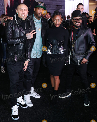 apldeap Photo - HOLLYWOOD LOS ANGELES CALIFORNIA USA - JANUARY 14 Taboo Keith Harris Jessica Reynoso and apldeap arrive at the Los Angeles Premiere Of Columbia Pictures Bad Boys For Life held at the TCL Chinese Theatre IMAX on January 14 2020 in Hollywood Los Angeles California United States (Photo by Xavier CollinImage Press Agency)