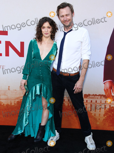 Jimmy Simpson Photo - WESTWOOD LOS ANGELES CALIFORNIA USA - AUGUST 20 Actress Sophia Del Pizzo and actor Jimmi Simpson arrive at the Los Angeles Premiere Of Lionsgates Angel Has Fallen held at the Regency Village Theatre on August 20 2019 in Westwood Los Angeles California United States (Photo by Xavier CollinImage Press Agency)