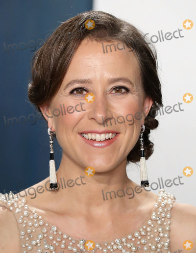 Anne Wojcicki Photo - BEVERLY HILLS LOS ANGELES CALIFORNIA USA - FEBRUARY 09 Anne Wojcicki arrives at the 2020 Vanity Fair Oscar Party held at the Wallis Annenberg Center for the Performing Arts on February 9 2020 in Beverly Hills Los Angeles California United States (Photo by Xavier CollinImage Press Agency)