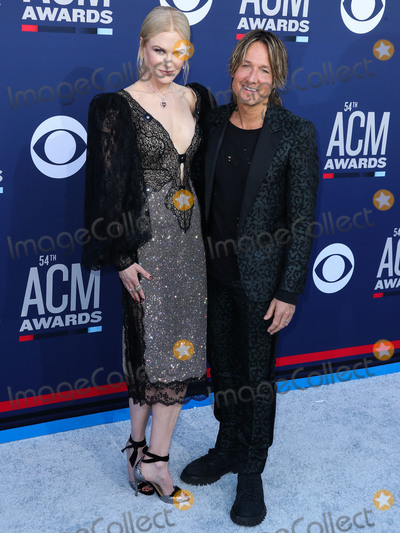 Nicole Kidman Photo - LAS VEGAS NEVADA USA - APRIL 07 Nicole Kidman and Keith Urban arrive at the 54th Academy Of Country Music Awards held at the MGM Grand Garden Arena on April 7 2019 in Las Vegas Nevada United States (Photo by Xavier CollinImage Press Agency)