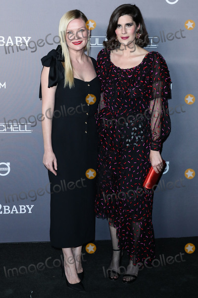Kirsten Dunst Photo - CULVER CITY LOS ANGELES CALIFORNIA USA - NOVEMBER 09 Kirsten Dunst and Laura Mulleavy arrive at the 2019 Baby2Baby Gala held at 3Labs on November 9 2019 in Culver City Los Angeles California United States (Photo by Xavier CollinImage Press Agency)